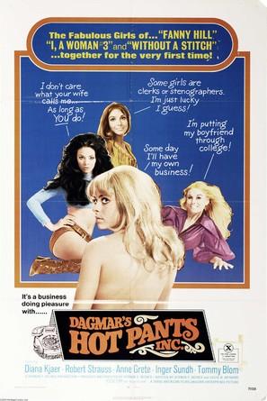Dagmars Heta Trosor - Theatrical movie poster (thumbnail)