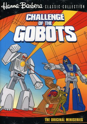 """""""Challenge of the GoBots"""" - DVD movie cover (thumbnail)"""