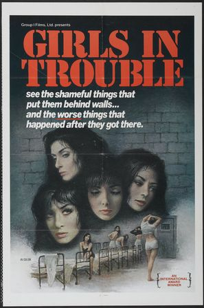 Girls in Trouble - Movie Poster (thumbnail)