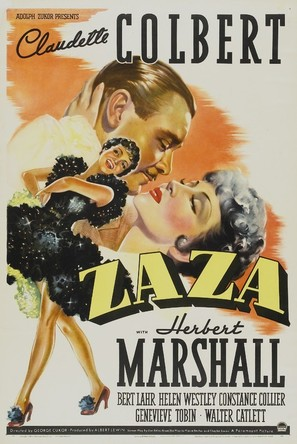 Zaza - Movie Poster (thumbnail)