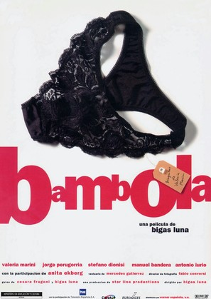 Bámbola - Spanish Movie Poster (thumbnail)