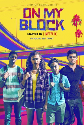 """On My Block"" - Movie Poster (thumbnail)"