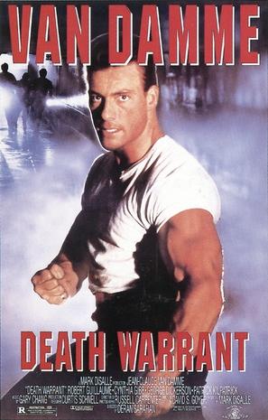 Death Warrant - Movie Poster (thumbnail)