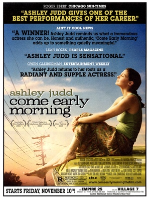 Come Early Morning - Movie Poster (thumbnail)