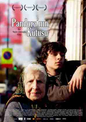 Pandoranin kutusu - Turkish Movie Poster (thumbnail)