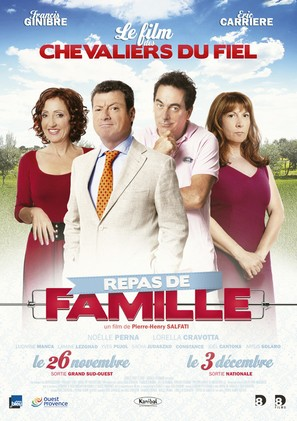 Repas de famille - French Movie Poster (thumbnail)