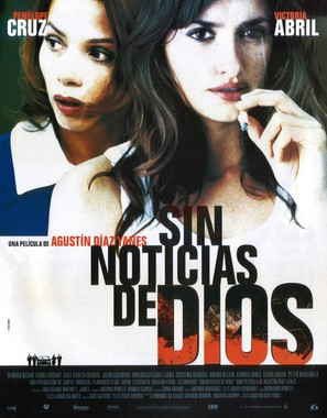Sin Noticias De Dios - Spanish Movie Poster (thumbnail)