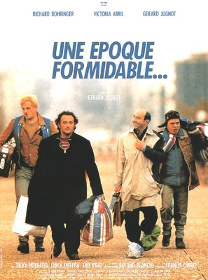 Une époque formidable... - French Movie Poster (thumbnail)