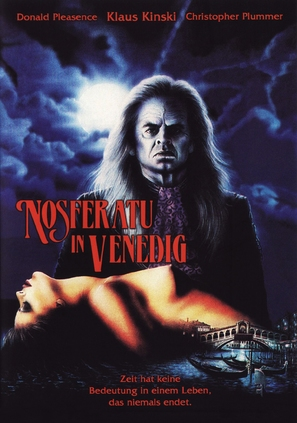 Nosferatu a Venezia - German Movie Poster (thumbnail)