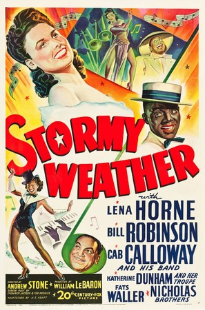 Stormy Weather - Movie Poster (thumbnail)