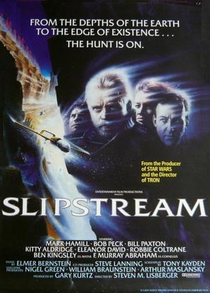 Slipstream - Movie Poster (thumbnail)