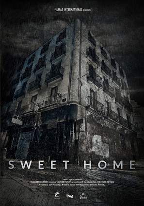 Sweet Home - Spanish Movie Poster (thumbnail)