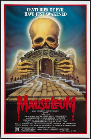 Mausoleum - Movie Poster (thumbnail)