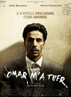 Omar m'a tuer - French Movie Poster (thumbnail)