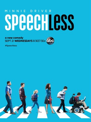 """Speechless"" - Movie Poster (thumbnail)"