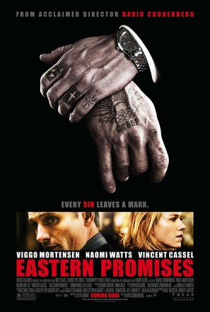 Eastern Promises - Advance movie poster (thumbnail)