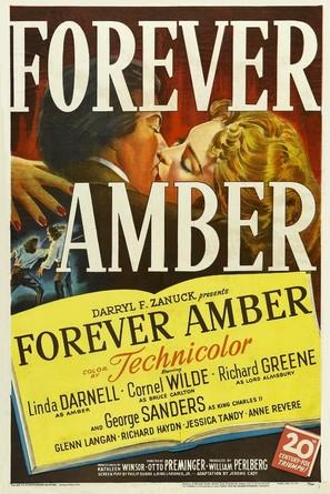 Forever Amber - Movie Poster (thumbnail)