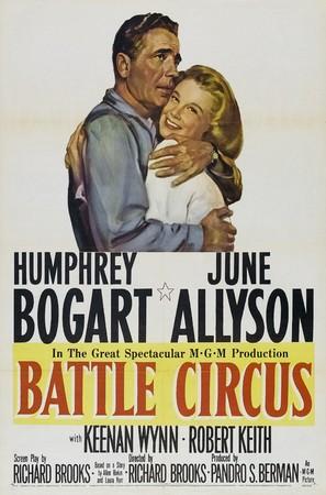 Battle Circus - Movie Poster (thumbnail)