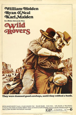 Wild Rovers - Movie Poster (thumbnail)
