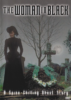 The Woman in Black - DVD movie cover (thumbnail)