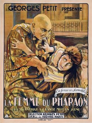 Das Weib des Pharao - French Movie Poster (thumbnail)