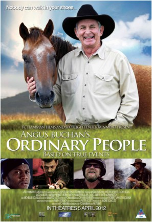 Angus Buchan's Ordinary People - South African Movie Poster (thumbnail)