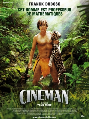 Cinéman - French Movie Poster (thumbnail)