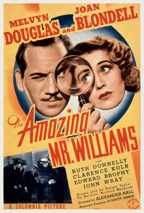 The Amazing Mr. Williams - Movie Poster (thumbnail)
