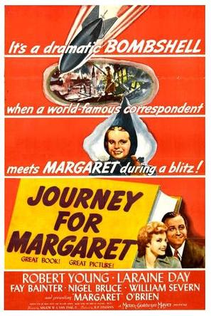 Journey for Margaret - Movie Poster (thumbnail)