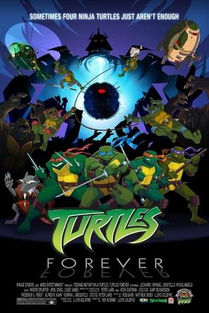 Teenage Mutant Ninja Turtles: Turtles Forever - Movie Poster (thumbnail)