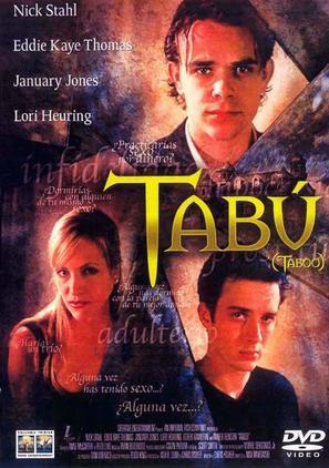 Taboo - Spanish poster (thumbnail)