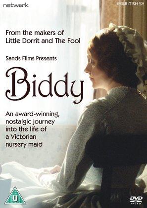Biddy - British DVD movie cover (thumbnail)