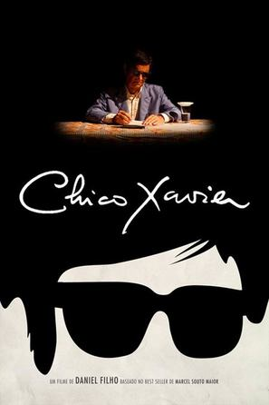Chico Xavier - Brazilian Movie Poster (thumbnail)