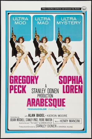 Arabesque - Movie Poster (thumbnail)