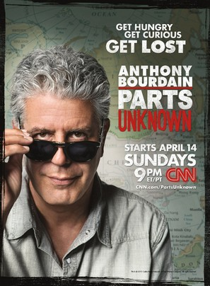 """Anthony Bourdain: Parts Unknown"" - Movie Poster (thumbnail)"