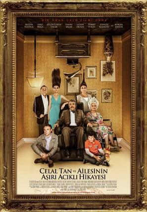 Celal Tan ve Ailesinin Asiri Acikli Hikayesi - Turkish Movie Poster (thumbnail)