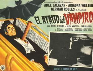 Ataúd del Vampiro, El - Movie Poster (thumbnail)