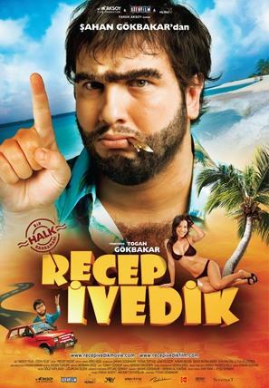 Recep Ivedik - Turkish Movie Poster (thumbnail)