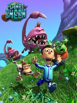 """Planet Sheen"" - Movie Poster (thumbnail)"