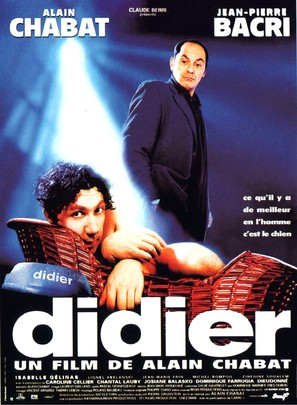 Didier - French Movie Poster (thumbnail)
