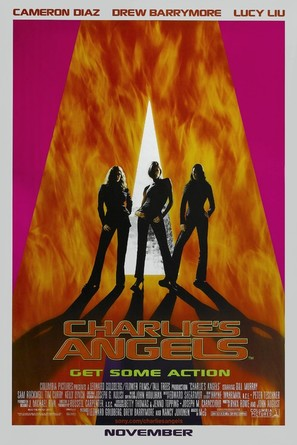 Charlie's Angels - Advance poster (thumbnail)