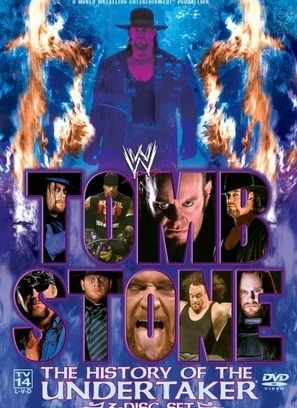 Tombstone: The History of the Undertaker - DVD movie cover (thumbnail)
