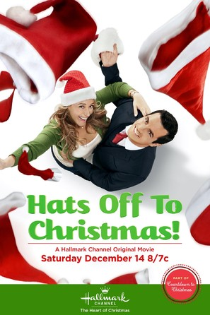 Hats Off to Christmas! - Movie Cover (thumbnail)
