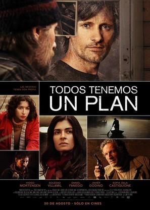 Todos tenemos un plan - Argentinian Movie Poster (thumbnail)