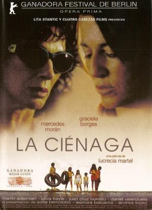 La ciénaga - Argentinian Movie Poster (thumbnail)