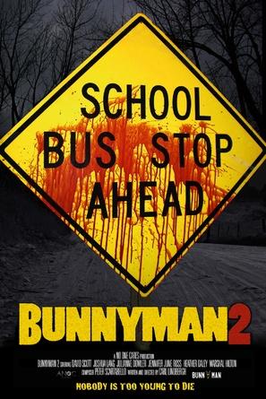 Bunnyman 2 - Movie Poster (thumbnail)