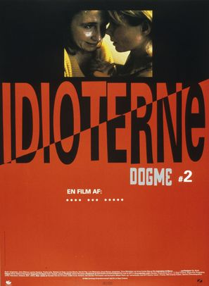 Idioterne - Danish Movie Poster (thumbnail)