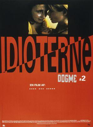 Idioterne - Danish Movie Poster (thumbnail)