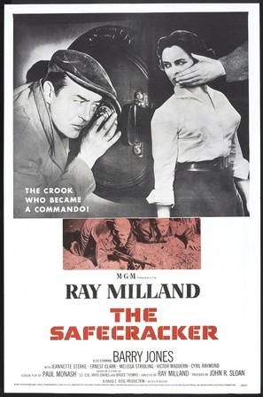 The Safecracker - Movie Poster (thumbnail)