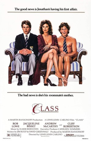 Class - Movie Poster (thumbnail)